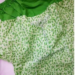 [NEW] [SALE] #bajet20 Baju Kurung Cotton 3-4 Tahun