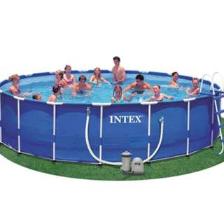 Intex Round Frame Pool