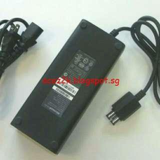 [BN] Xbox 360 Slim Official Original Microsoft AC Power Adapter (Brand New)