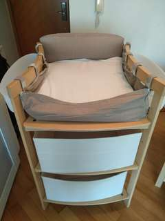 Stokke Baby Changing Table with Storage