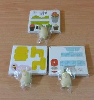 Mr Bean Soya Paper Stall (3 designs)