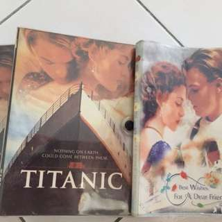 Limited edition titanic diary's book