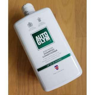 Autoglym Bodywork Car Wash Shampoo Conditioner