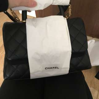Chanel CoCo Handle mini bag