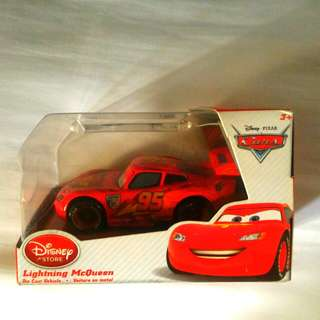 """CARS"" lightning Mcqueen die cast model"