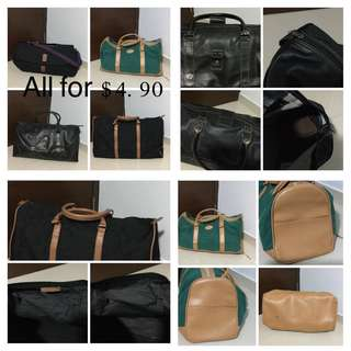 (Used) Set Of 4 Hand Carry Luggage