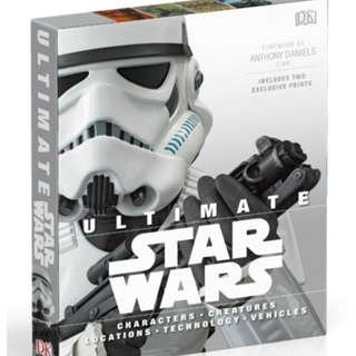 DK Ultimate Star Wars (Slipcase)