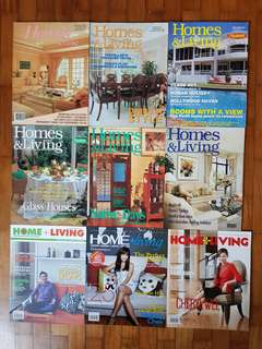 Homes& Living; Home+Living (qty:9]