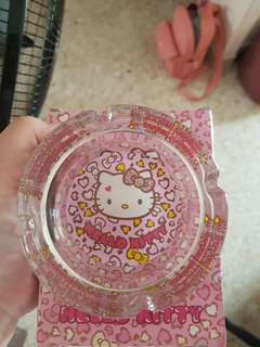 Hello Kitty Ash Tray Better Than Melody Trolls Poppy Pooh Faceshop innisfree Chanel Dior Kose Skll Shu Uemura Maybelline Kate Silkygirl