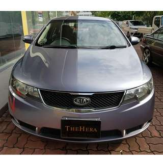Kia Cerato Forte for rental