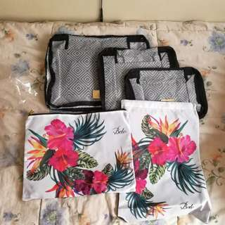 Travel Pouch 5pcs/freeSF