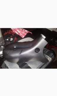 Ducati panigale 1199/899 Matt CF exhaust heatshield (BNIB)