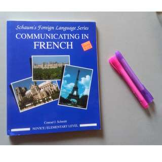 French Language Learning Materials Bundle