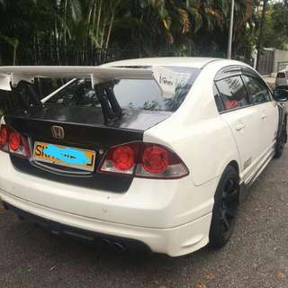 Honda Civic FD2 2.0L 5-Speed Automatic      -(SG)-  Year 2008
