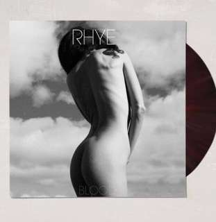 [Limited Red Vinyl] Rhye - Blood LP