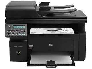 Refurbished HP MFP HP LaserJet Pro M1212NF Warranty one Year