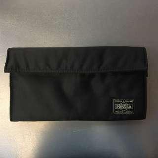 Porter Tokyo Wallet 黑色 長銀包 正品 (購自日本)