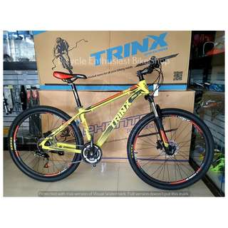 2018 Trinx C782 27.5 Shimano Series Edition Mountain Bike Bicycle MTB Hydraulic Alloy