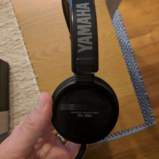 Yamaha RH-5MA monitor headphones