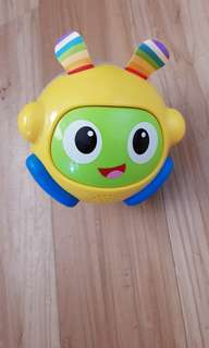 Spin and Crawl Tumble Ball Beatbo