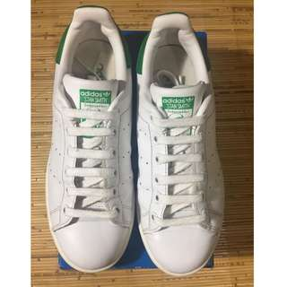 PRELOVED LIKE NEW ADIDAS STAN SMITH WHITE !!