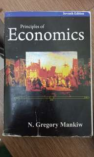 PRINCIPLES OF ECONOMICS seventh edition