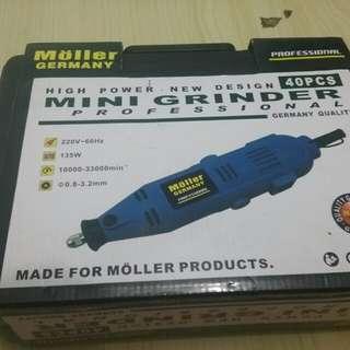 Moler high power mini grinder