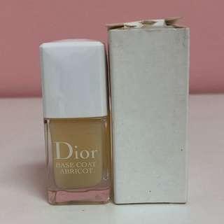 Dior Base Coat Abricot (Tester Pack) 10ml