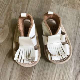 BN Baby Leather Shoes