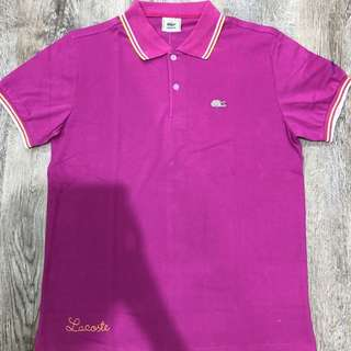 SALE 1,500 PESOS: Authentic Lacoste Polo Shirt