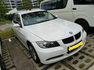 BMW 323 2.5A