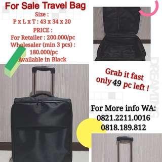 Travel Bag custom