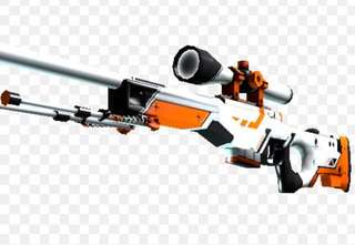 Awp asiimov Ft