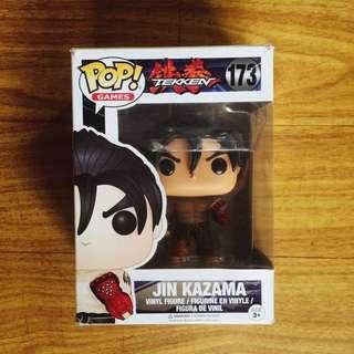 Funko Pop! Tekken Jin Kazama