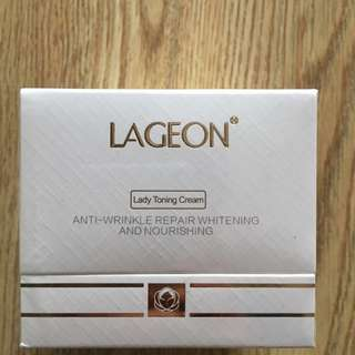 LAGEON®Singapore Lady Cream