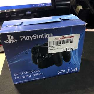 PS4 Charging Station Dual
