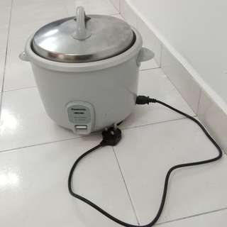 Panasonic rice cooker / periuk nasi 2.8L