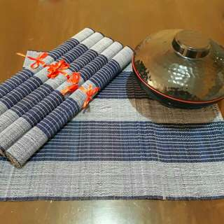 Bamboo Placemat Made in Vietnam