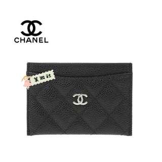 【CHANEL】卡包:黑色 ( $105 - 包順豐 )