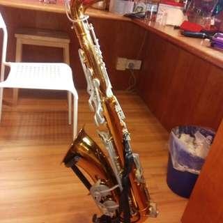 1980s conn tenor sax 16m