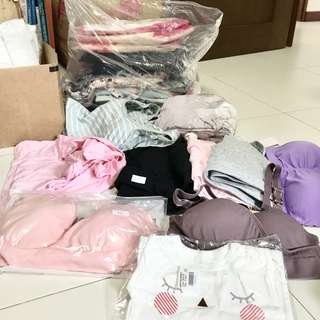 Maternity nursing wear moving out sale! From $3