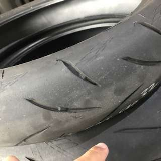 Bridgestone s21 used tyres