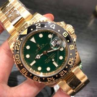 全新Rolex 116718LN Green