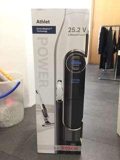 Bosch Cordless Vaccum Cleaner BCH6ATH25 White (25.2V)