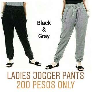 Ladies Jogger Pants