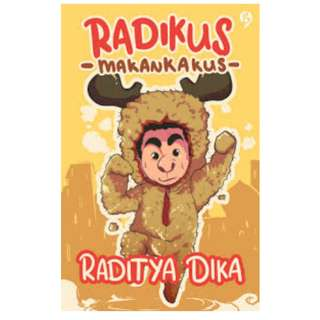 Ebook Radikus Makankakus - Raditya Dika