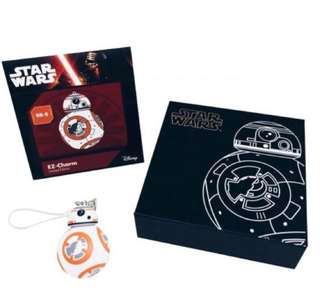 (Limited Edition) Star Wars EZ Charm BB-8