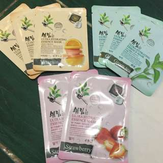 Shelim Facial Masks