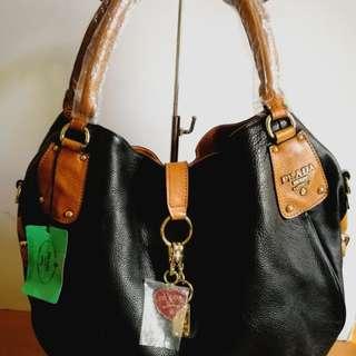 Prada inspired Two Way Bag