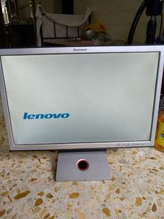 21 inches monitor  Good condition  No power cable  For the fast deal  $30  , today only.